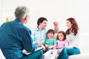 نگاهی بر نظریه پیام رسانی در خانواده درمانی