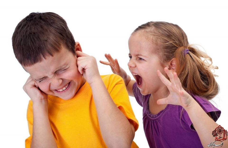 پرخاشگری در کودکان و ارتباط آن با طلاق والدین
