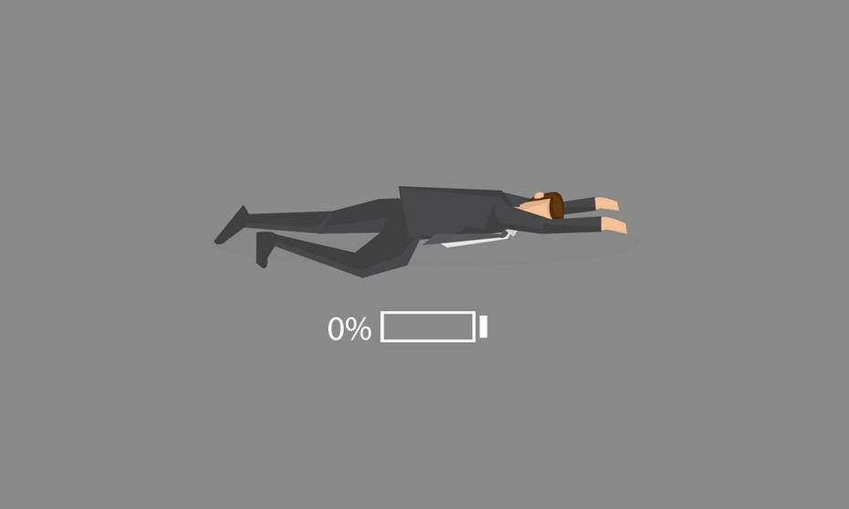 خسته از کمک کردن: چگونه با فرسودگی شغلی مقابله کنیم؟